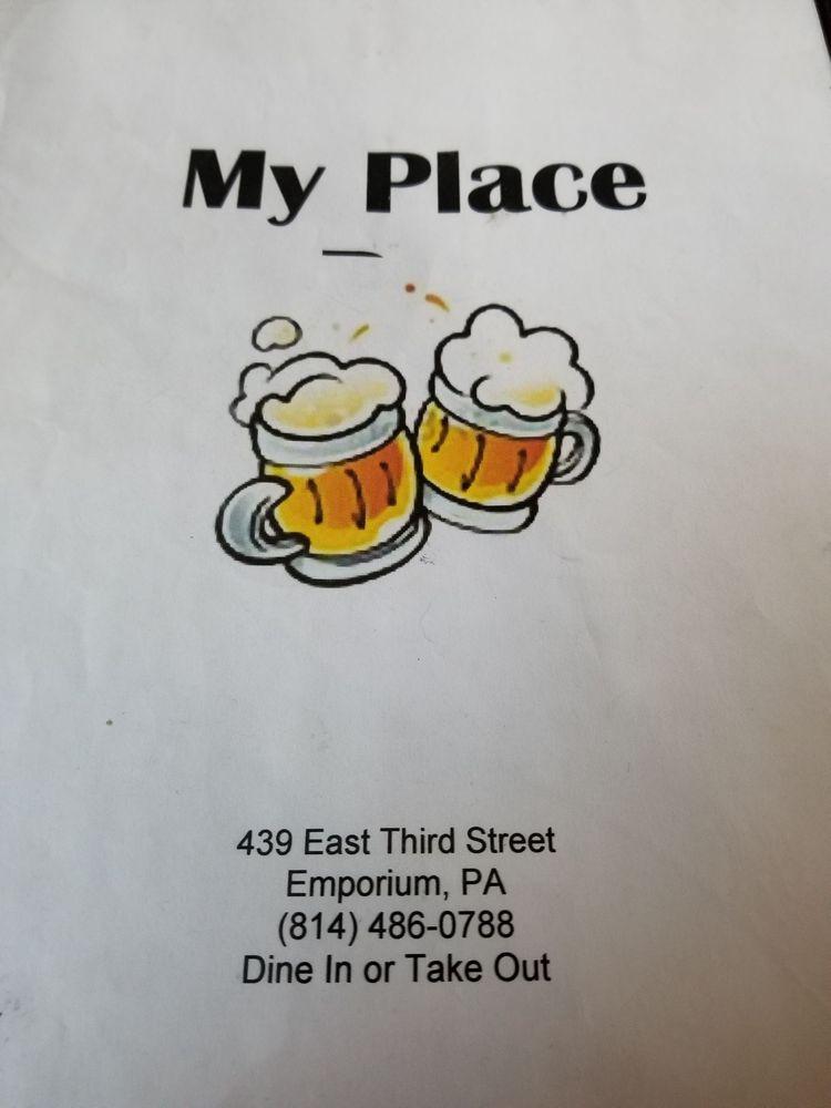 My Place: 439 E 3rd St, Emporium, PA