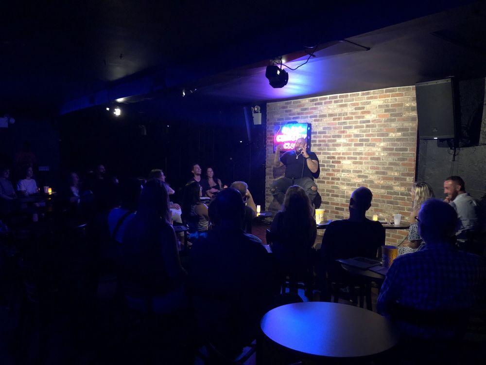 New York Comedy Club: 85 E 4th St, New York, NY