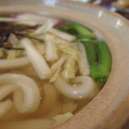 Hinode Japanese Restaurant - Piermont, NY, United States. nabe udon