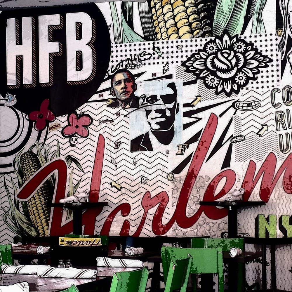 Great backdrop yelp for Harlem food bar yelp