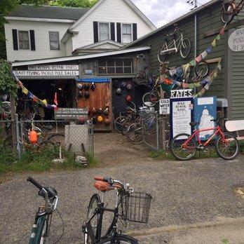 Peaks Island Bike Rental