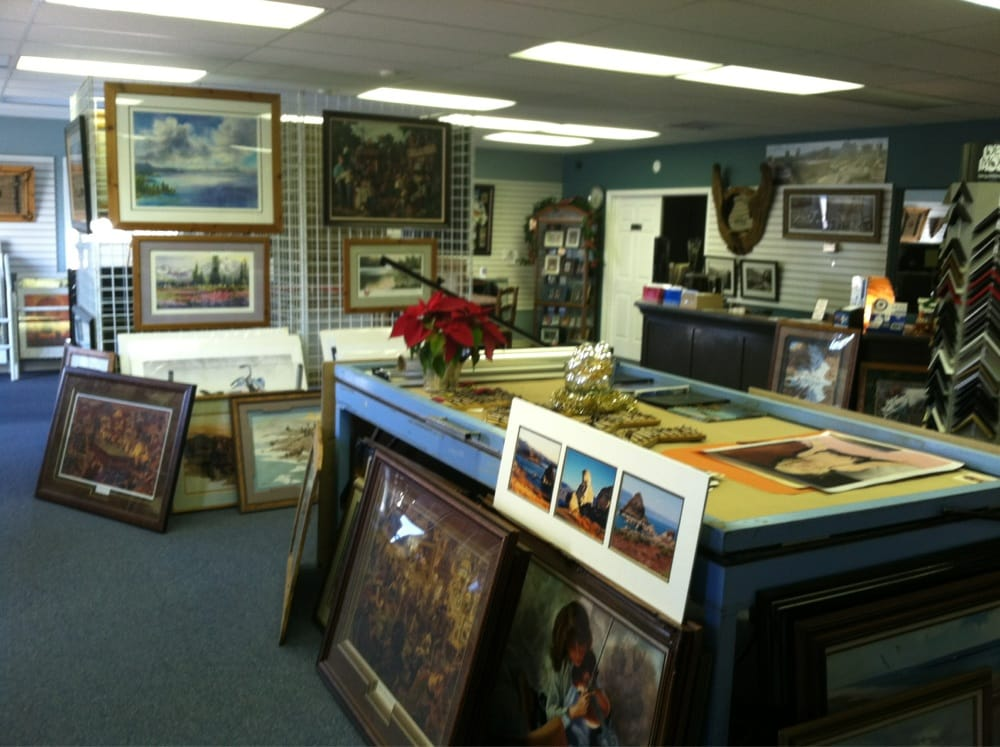 Eagle Framing & Art Gallery