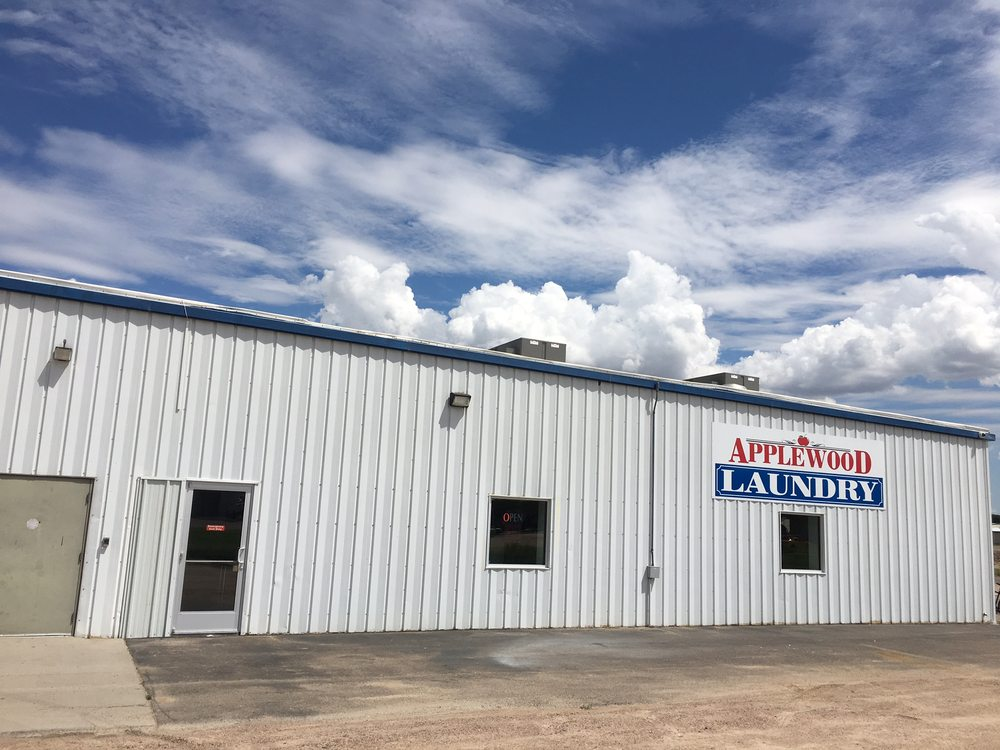 Applewood Laundry: 1115 W Main St, Sterling, CO