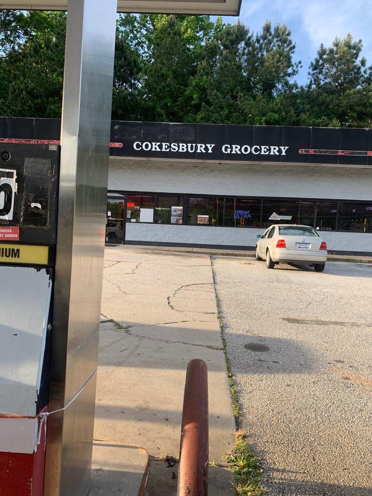 Cokesbury Grocery: 4202 Cokesbury Rd, Hodges, SC