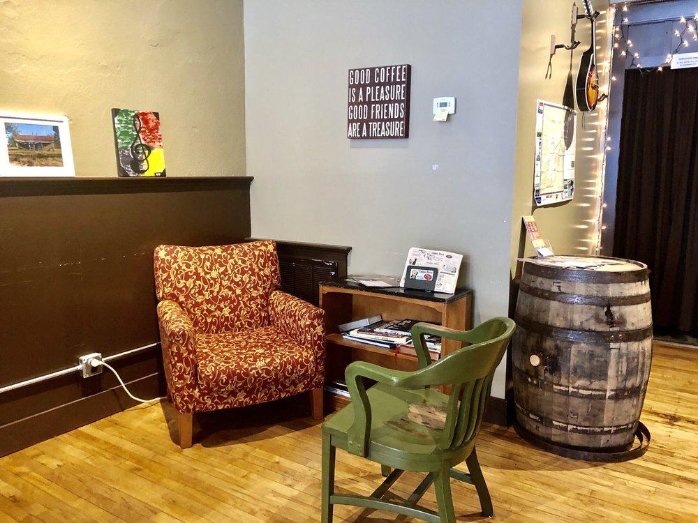 LaGrange Coffee Roasters: 110 E Main St, La Grange, KY