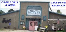Bates City Antiques: 200 E Clinton St, Bates City, MO