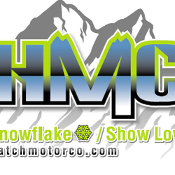 Hatch Motor Company Showlow Car Dealers W Deuce Of Clubs - Show low car dealers
