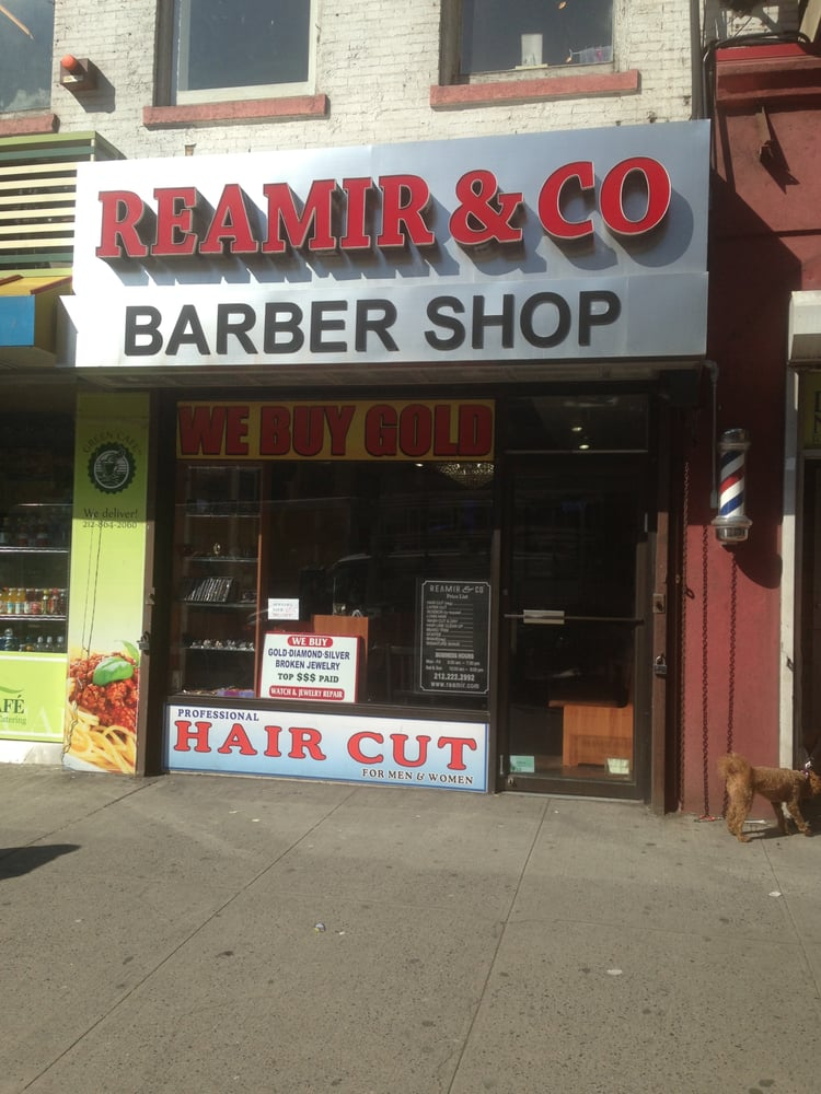 Reamir & Co Barber Shop