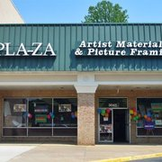 plaza artists materials & picture framing Plaza Artist Materials
