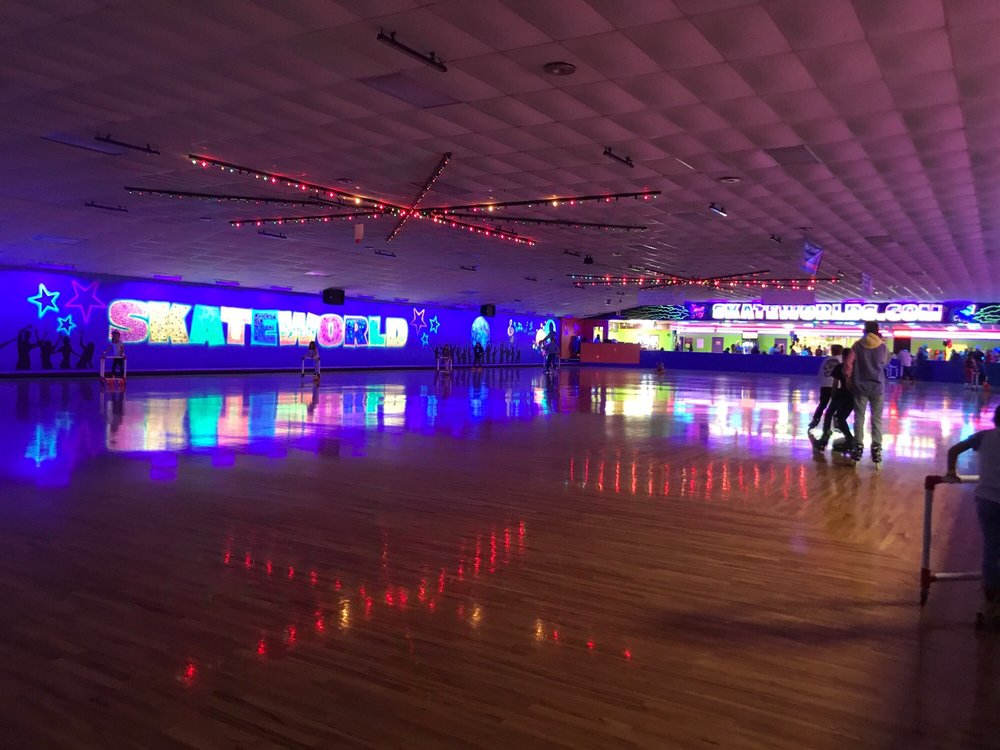 Skateworld Deer Park: 410 W Pasadena Blvd, Deer Park, TX