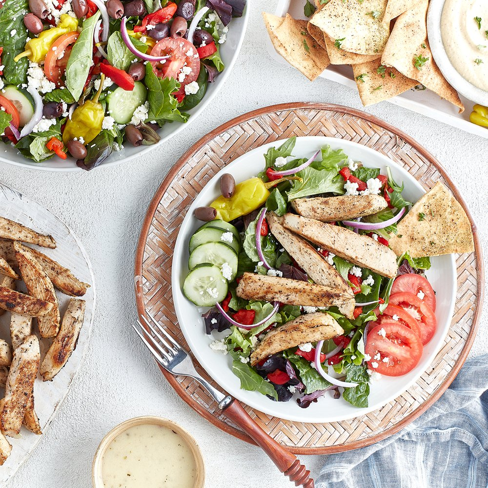 Taziki's Mediterranean Cafe - Cleveland: 4440 Frontage Rd NW, Cleveland, TN