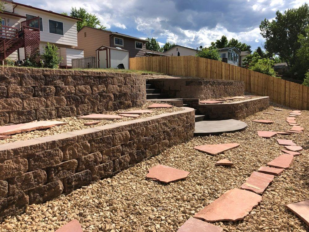 Concrete Rocks: Littleton, CO