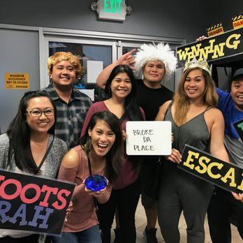 Unlocked Escape Room Hawaii