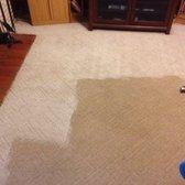 Photo of Zerorez Dallas - Carrolton, TX, United States. Dirty to clean!