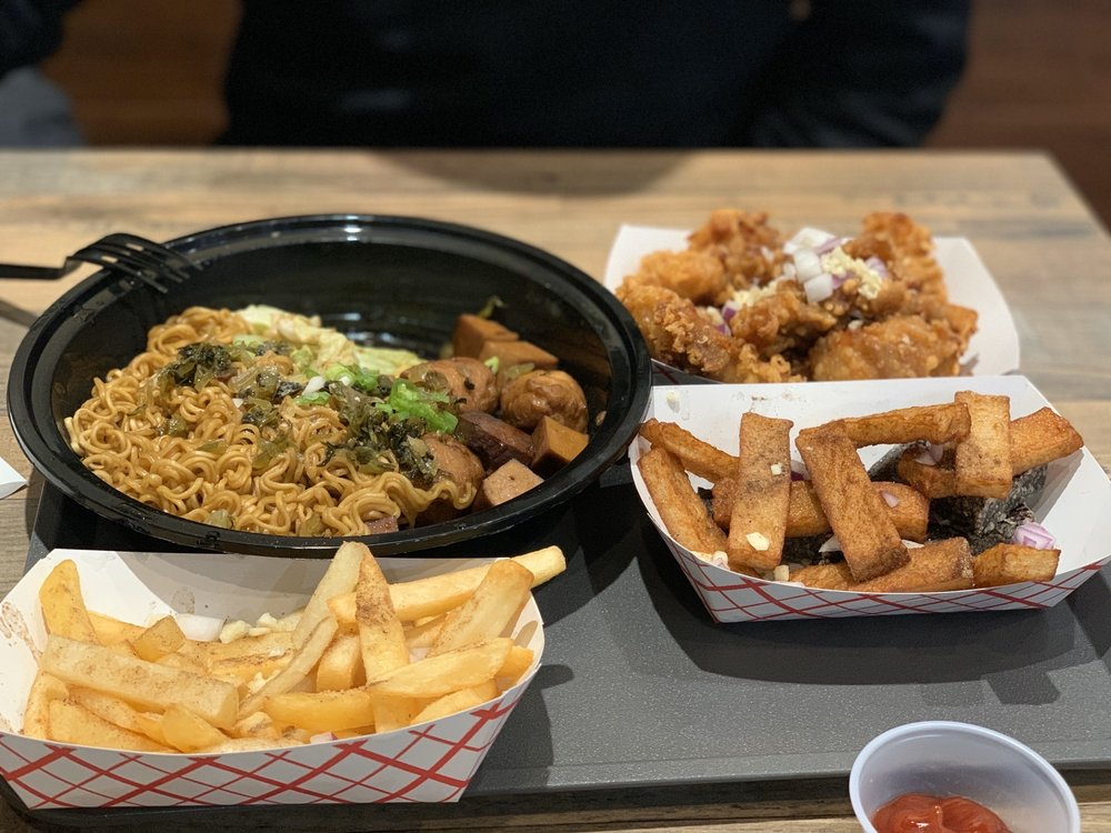 Hoja Bubble Tea And Asian Street Food: 812 W Spring Creek Pkwy, Plano, TX