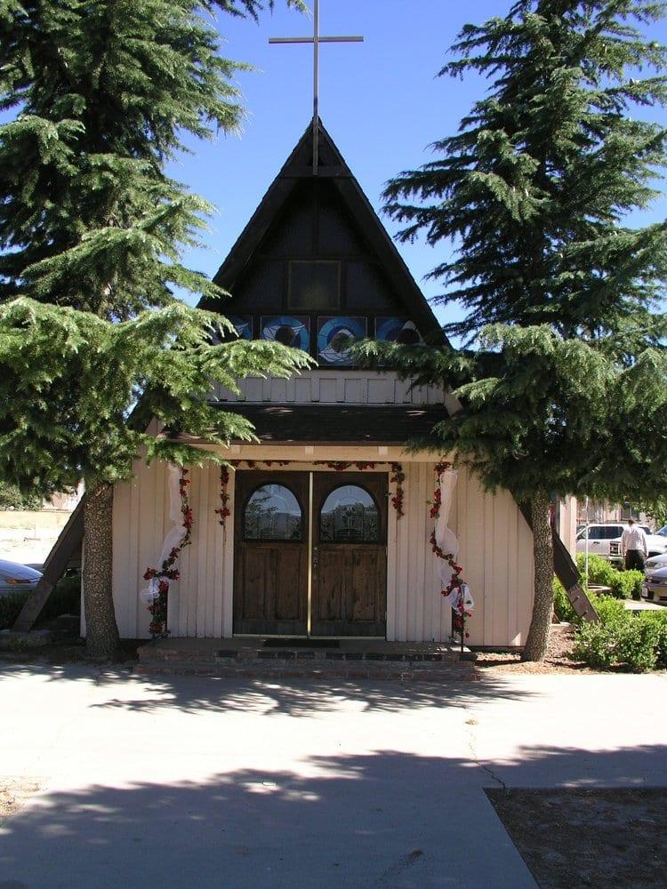 Sacred Heart Catholic Church: 56032 US Hwy 371, Anza, CA