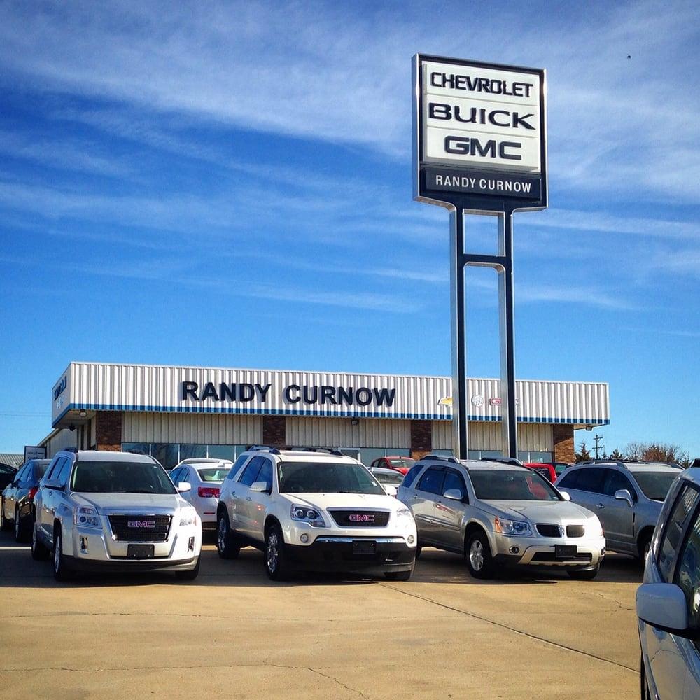 Randy Curnow Chevrolet Buick GMC: 509 Northland Dr, Cameron, MO