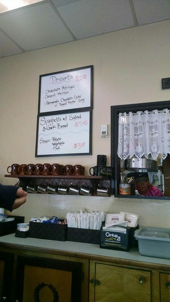 Romney Diner: 44 N Marsham St, Romney, WV
