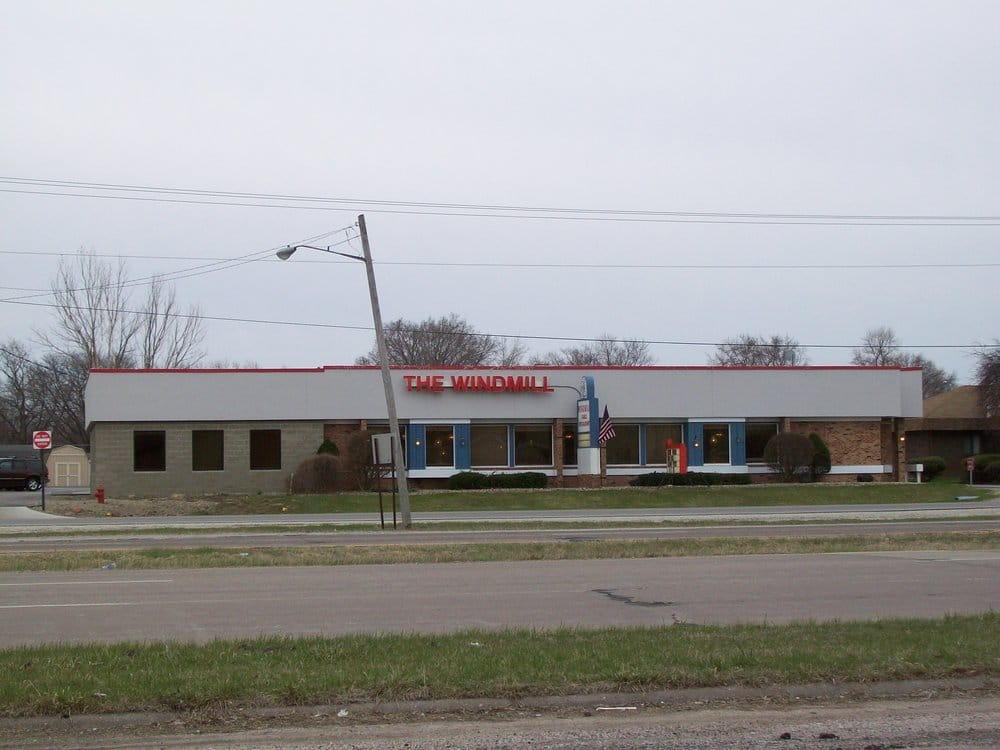 Windmill Family Restaurant: 1190 Ave Of The Cities, East Moline, IL