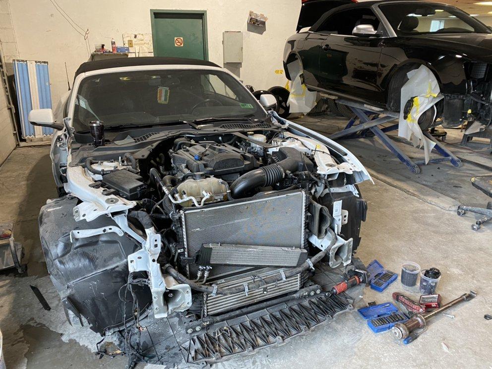 Royal Auto Body: 21600 Cedar Ln, Sterling, VA