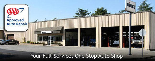 Dirks Automotive and Transmission: 2160 Montgomery St, Oroville, CA