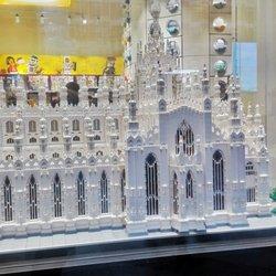Lego store 21 foto negozi di giocattoli piazza san for Lago outlet milano