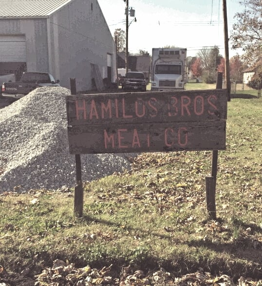 Hamilos Bros Inspected Meats