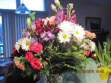 Sunny Dale Flower Shoppe: 20 Kingston St, Delhi, NY