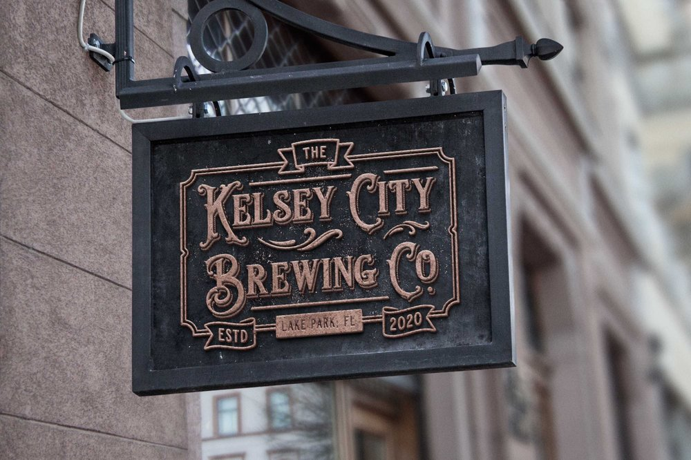 The Kelsey City Brewing: 720 Park Ave, Lake Park, FL