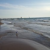 Photo Of North Beach South Haven Mi United Stateore Seagulls