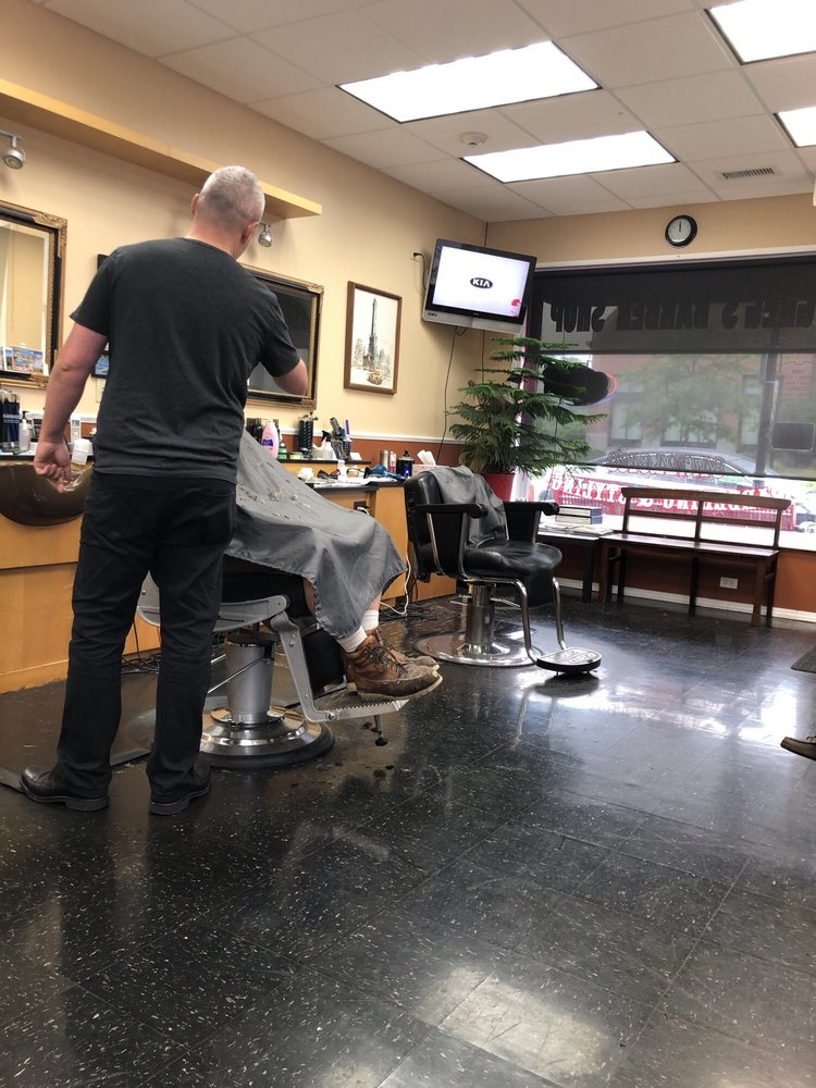 Greg's Barbershop: 1013 Harlem Ave, Glenview, IL