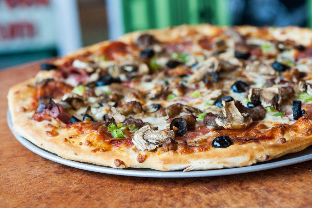 Lost Pizza - Oxford
