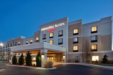 Springhill Suites by Marriott Wichita East at Plazzio: 1220 N Greenwich Rd, Wichita, KS