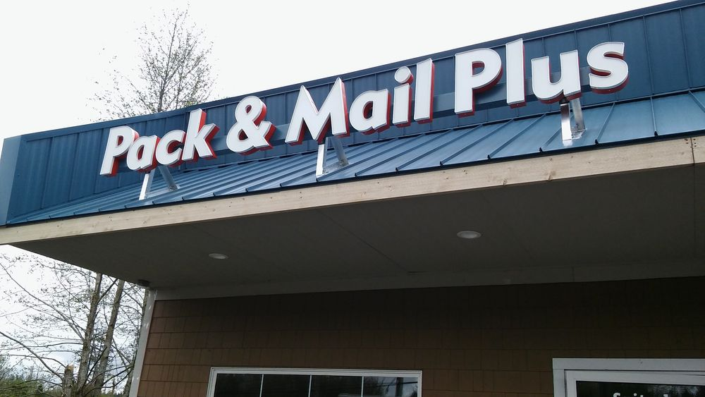 Pack & Mail Plus: 3965 Bethel Rd SE, Port Orchard, WA