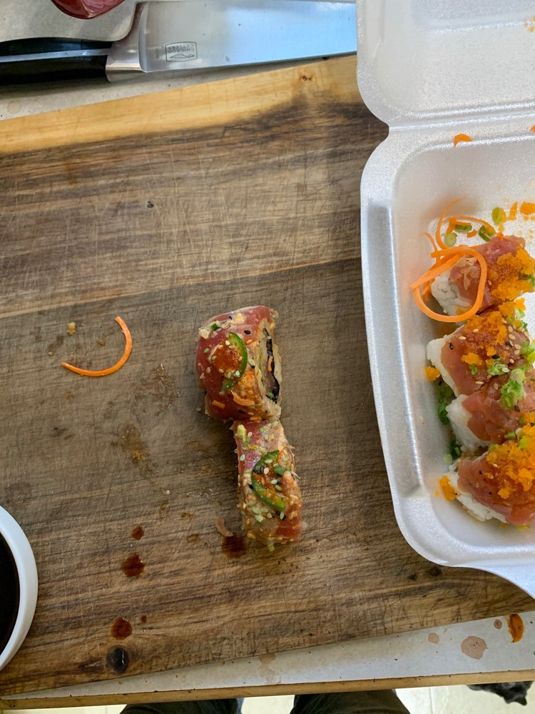O-ki Teppanyaki & Sushi: 564 Blue Lakes Blvd N, Twin Falls, ID