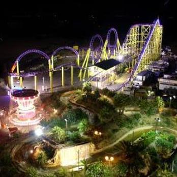 parc attraction vias