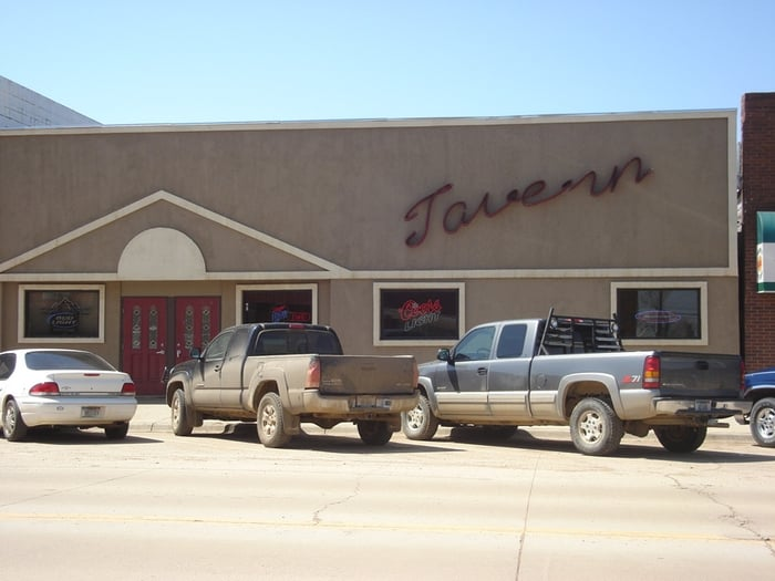 Tavern: 11 S Main, Baker, MT
