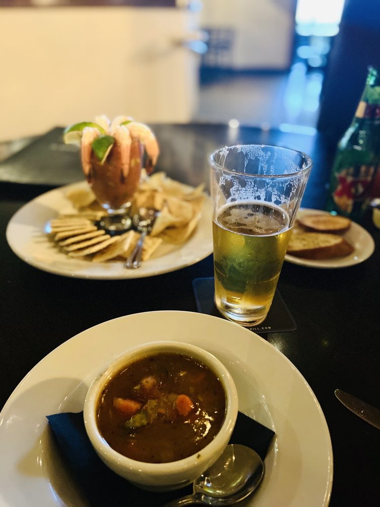 Social Spots from Pecan Grill and Brewery