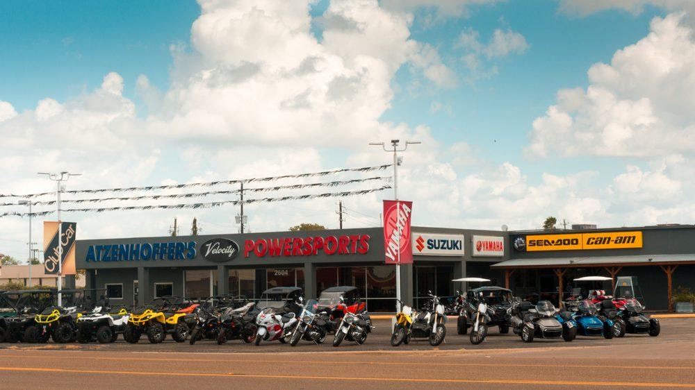 Atzenhoffer's Velocity Powersports: 2604 N Navarro, Victoria, TX