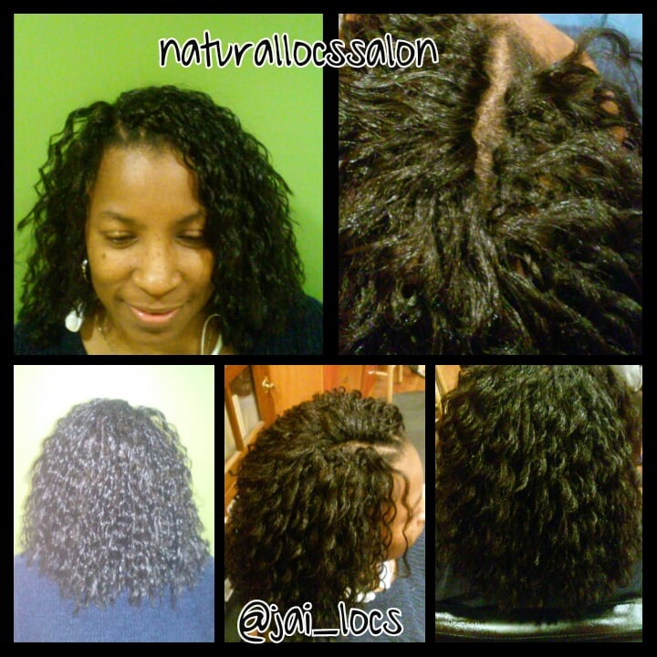 Natural Locs Hair Salon In Baltimore