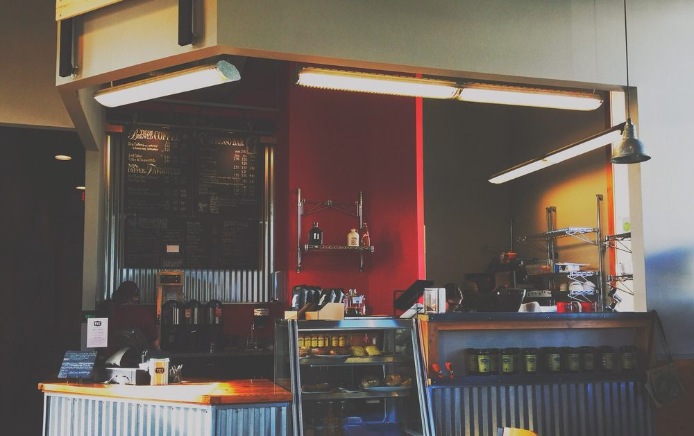 Black Waters Coffee: 308 S Center St, Beaver Dam, WI