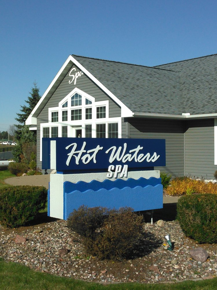 Hot Waters Spa: 2110 Robin Ln, Wausau, WI
