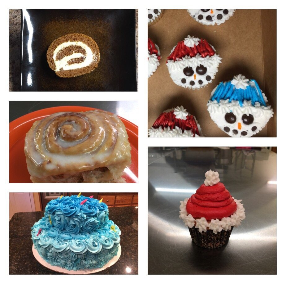 Faye's Pastry Shop: 216 E Business 60, Dexter, MO