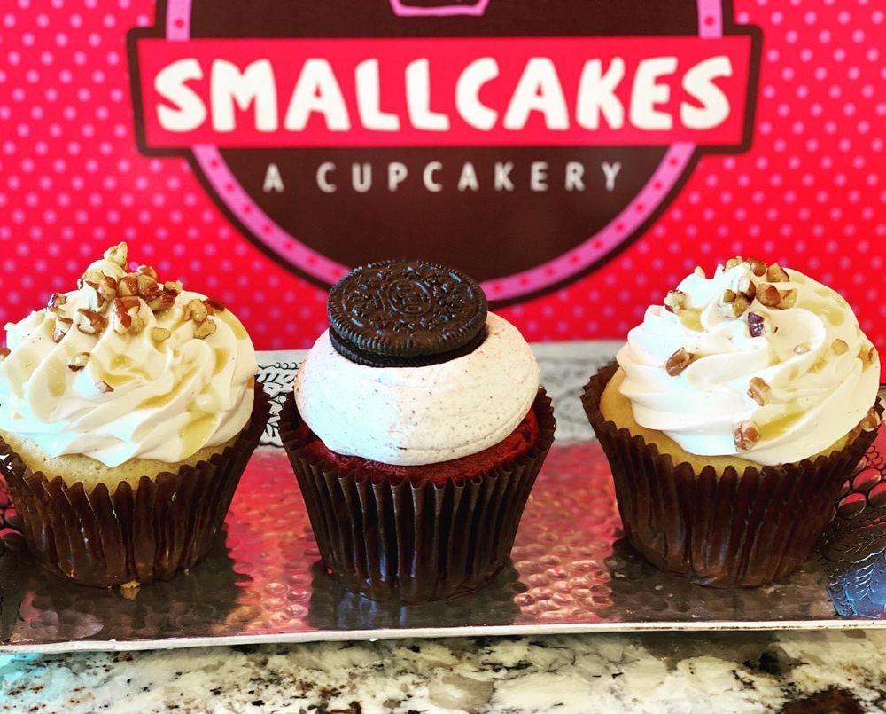 Smallcakes Spartanburg: 198 W Main St, Spartanburg, SC