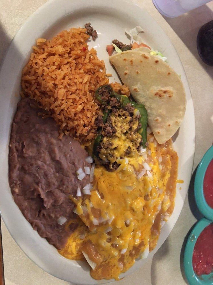 Ojeda's Cafe: Highway 83 N, Menard, TX