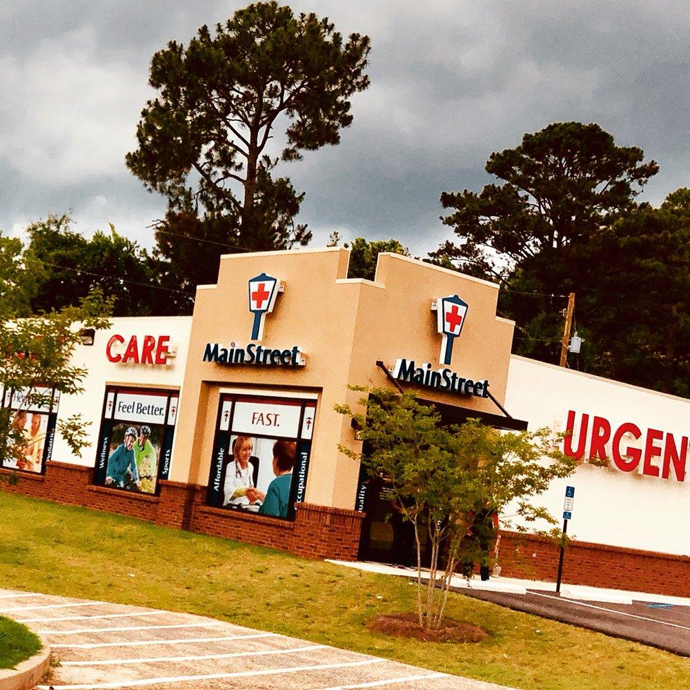 MainStreet Family Care: 1195 South Alabama Ave, Monroeville, AL