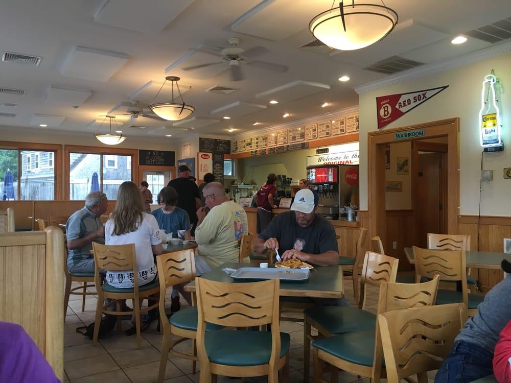 Original Seafood Restaurant Dennis Port Ma