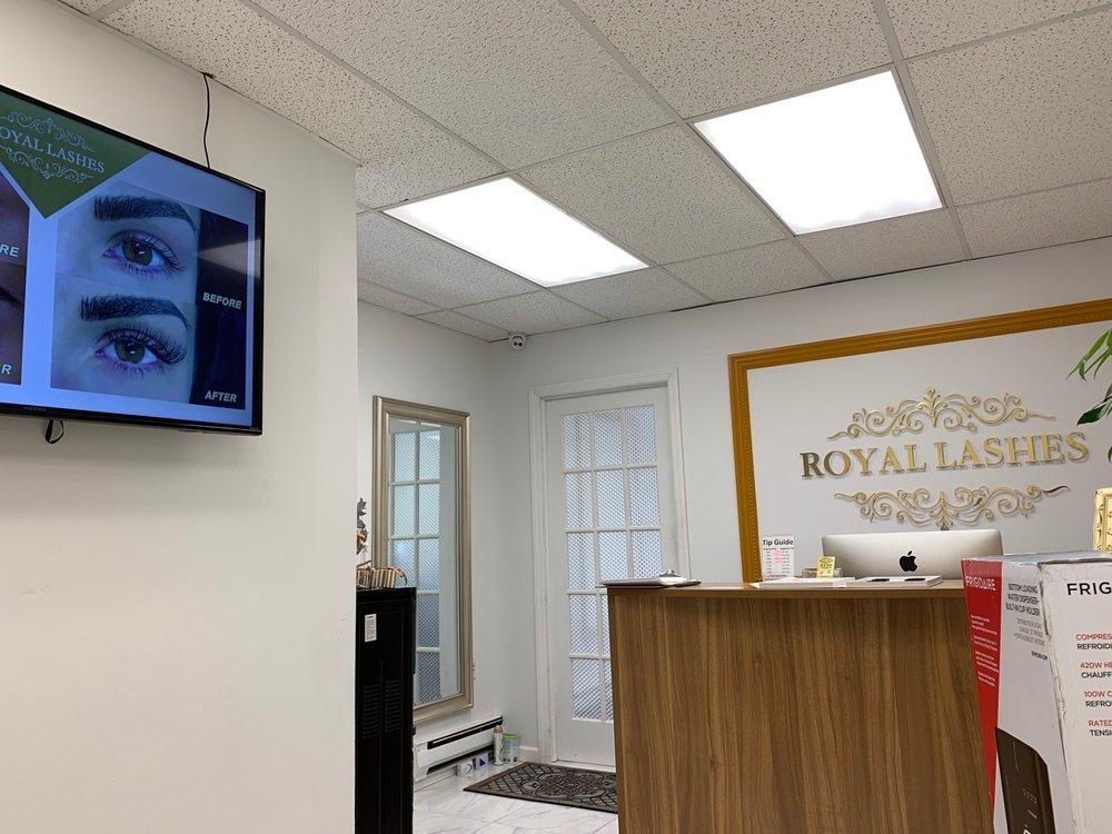 Royal Eyelash Extensions: 136-87 Roosevelt Ave, Flushing, NY
