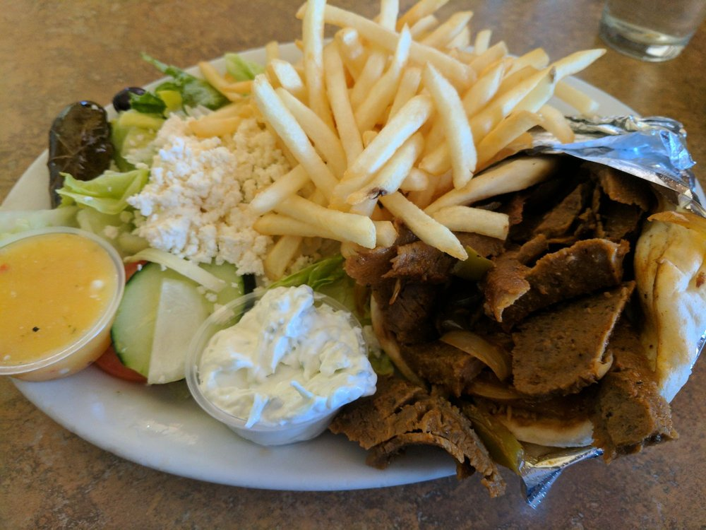 Mount Athos Restaurant and Cafe: 444 N Pinal Pkwy, Florence, AZ