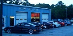 Ingram Autocare: 111 Fox Dr, Cape Carteret, NC